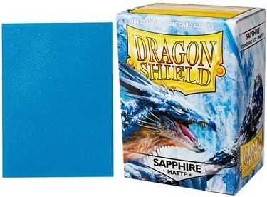 Dragon Shield - Fundas Saphire Matte