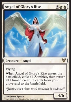 Ángel del ascenso de la gloria / Angel of Glory's Rise