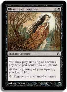 Blessing of Leeches