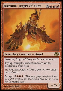 Akroma, angel de furia / Akroma, Angel of Fury