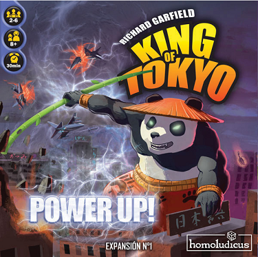 King of Tokio: Power Up