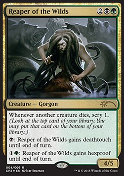 Reaper of the Wilds **PROMO**