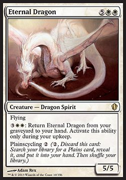 Dragón eterno / Eternal Dragon