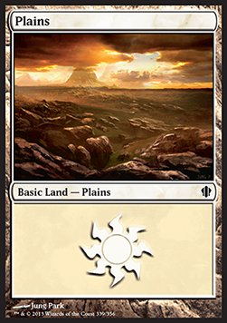 Llanura / Plains Nº339