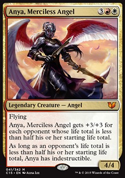 Anya, ángel despiadado / Anya, Merciless Angel