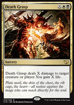 Apretón mortal / Death Grasp