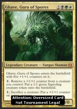 Ghave, Guru of Spores V.2 **OVERSIZED**