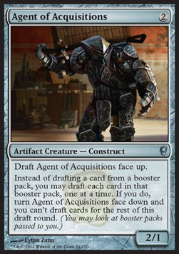 Agent of Acquisitions / Agent of Acquisitions