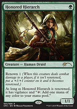 Jerarca venerado / Honored Hierarch **PROMO**