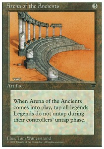 Arena of the Ancients / Arena of the Ancients