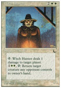Cazador de brujas / Witch Hunter