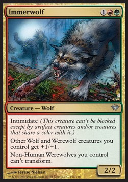 Semperlupus / Immerwolf
