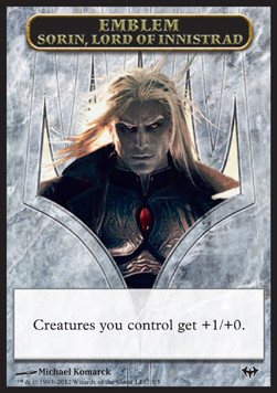 Sorin, Lord of Innistrad Emblem