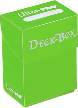 Ultra Pro - Green Deck Box