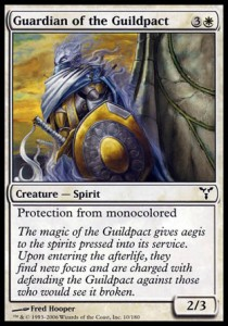 Guardian del Pacto entre Gremios / Guardian of the Guildpact