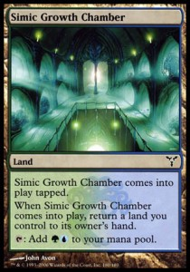 Camara de crecimiento simic / Simic Growth Chamber