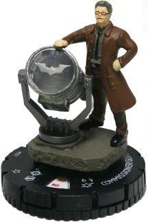 027 - Commissioner Gordon