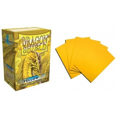Dragon Shield - Fundas Yellow