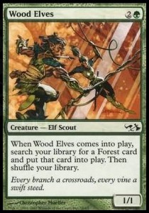 Elfos del bosque / Wood Elves