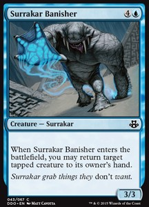 Desterrador surrakar / Surrakar Banisher