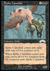 Perforador canibal / Spike Cannibal