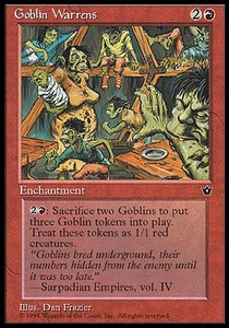 Barracones trasgos / Goblin Warrens