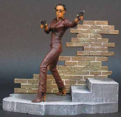 Matrix: Figure Niobe - Series 2 - 17cm
