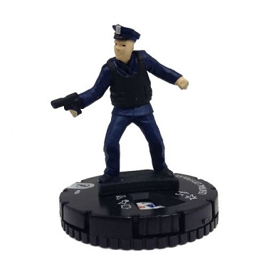 006 - Central City Police Officer
