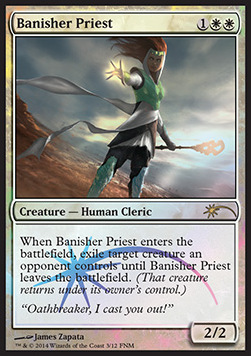 Banisher Priest **PROMO**
