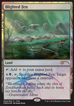 Blighted Fen **PROMO**