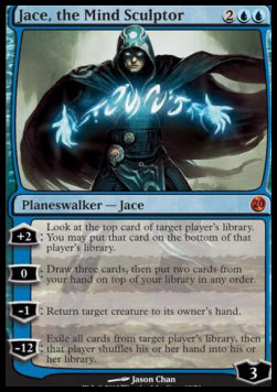 Jace, el escultor mental / Jace, the Mind Sculptor