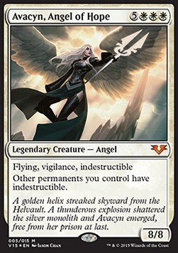Avacyn, ángel de la esperanza / Avacyn, Angel of Hope