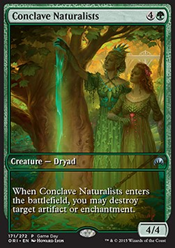 Conclave Naturalists **PROMO**