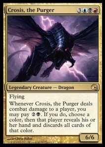 Crosis, el Depurador / Crosis, the Purger