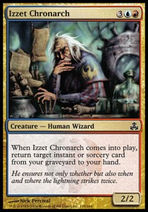 Cronarca ízzet / Izzet Chronarch