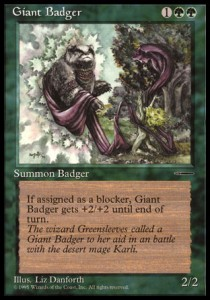 Giant Badger **PROMO**