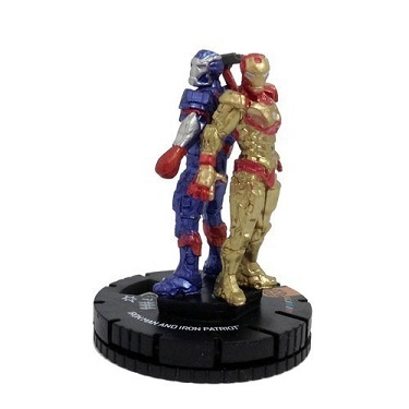 017 - Iron Man and Iron Patriot