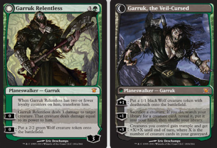 Garruk implacable / Garruk Relentless