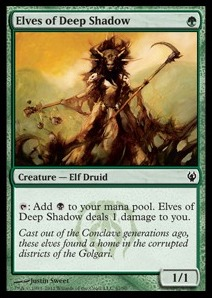 Elfos de sombra profunda / Elves of Deep Shadow