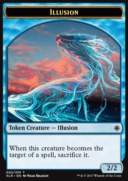 Token Ilusion / Illusion Token