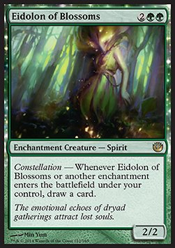 Eidolon de flores / Eidolon of Blossoms
