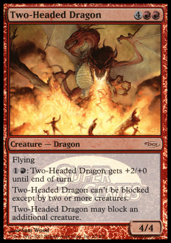 Two-Headed Dragon **PROMO**