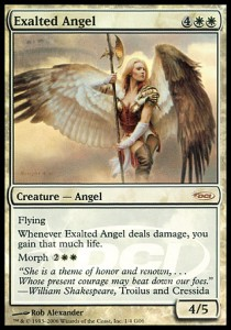 Ángel exaltado / Exalted Angel **PROMO**