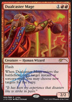Dualcaster Mage **PROMO**