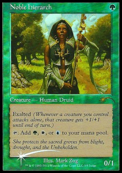 Noble Hierarch **PROMO**