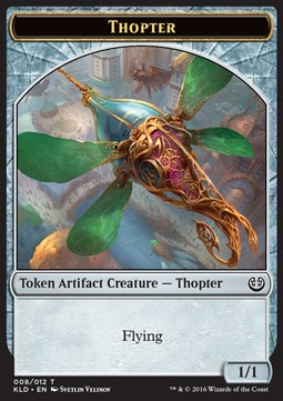 Thopter Token Nº008