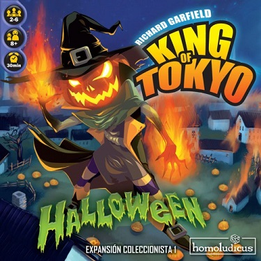 King of Tokio: Halloween