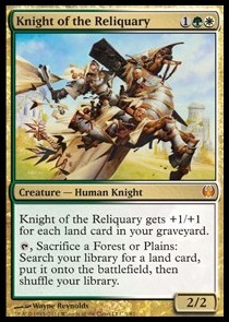 Caballero del Relicario / Knight of the Reliquary