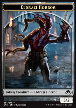 Eldrazi Horror Token