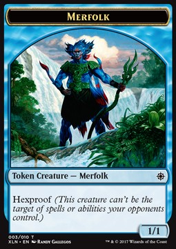 Token Triton / Merfolk Token